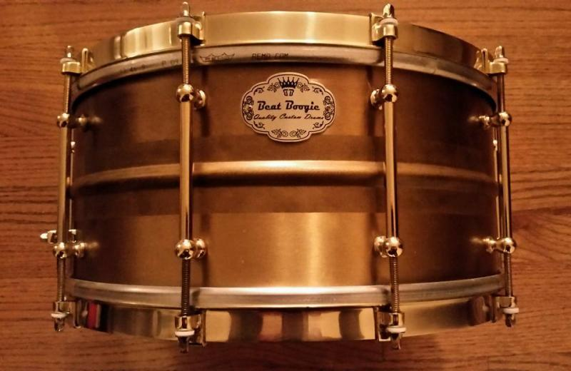 Beat Boogie Quality Custom Drums Snare Drums Pg 1